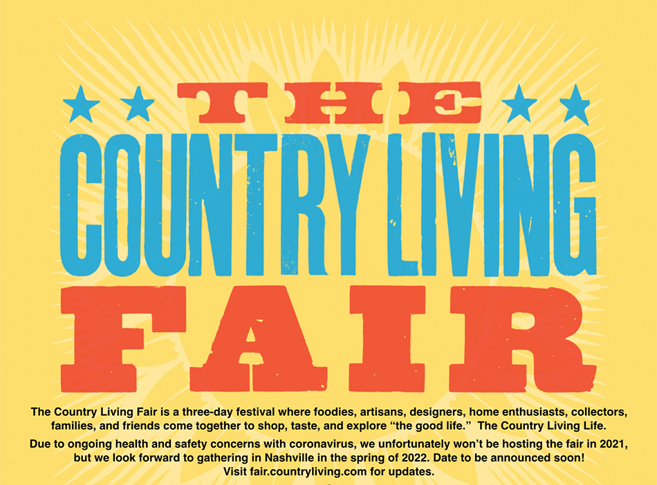 Country Living Fairs